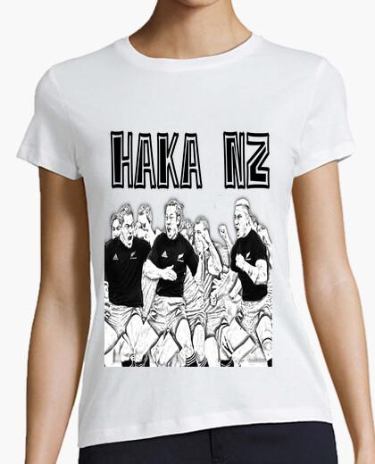 Camiseta HAKA NZ