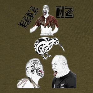 Camisetas HAKA NZ 3