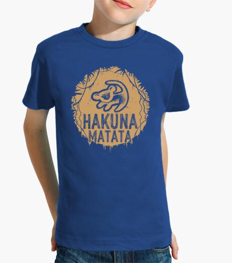Vêtements enfant Hakuna Matata