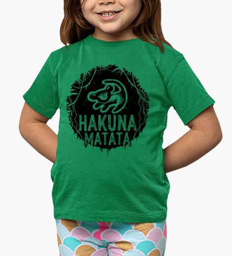 Ropa infantil Hakuna Matata