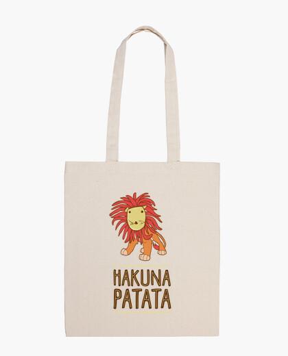 Bolsa Hakuna Patata