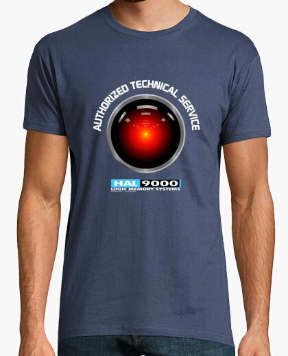 Camiseta HAL 9000 Servicio Técnico Autorizado