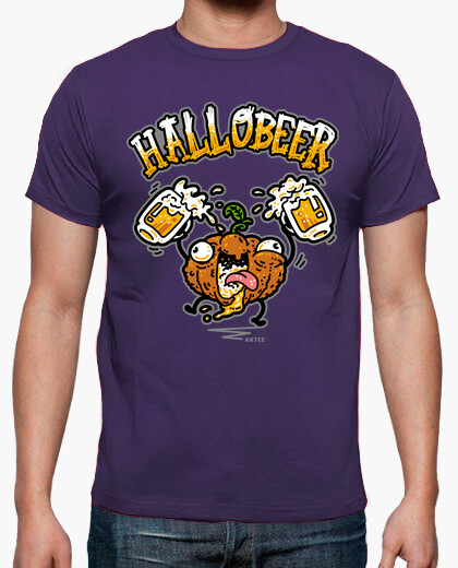 HALLOBEER v2 camiseta chico