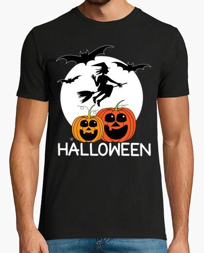 Tee-shirt halloween