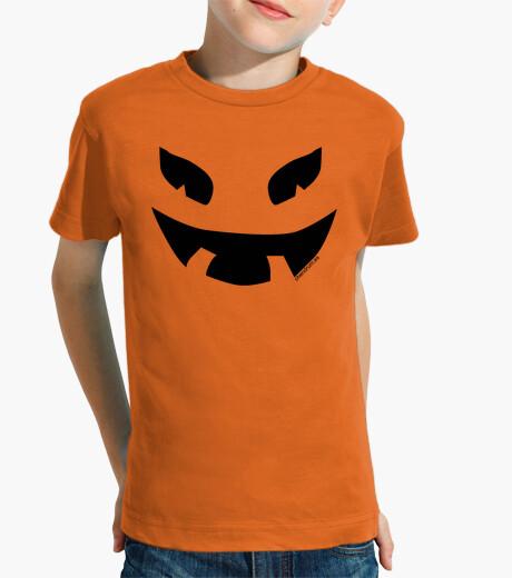 Halloween face kids clothes