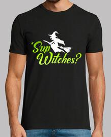 halloween humour sup sorcières