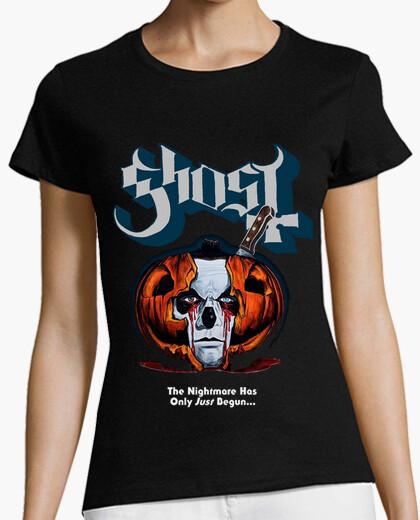 Camiseta Halloween II (Ghost)