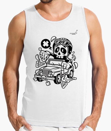Camiseta Halloween Jeep