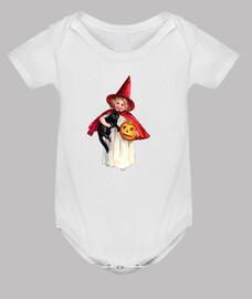 halloween little bambina