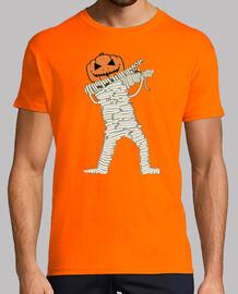 Halloween Mummy Dabbing