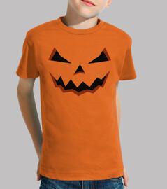 Halloween Pumpkin Kid