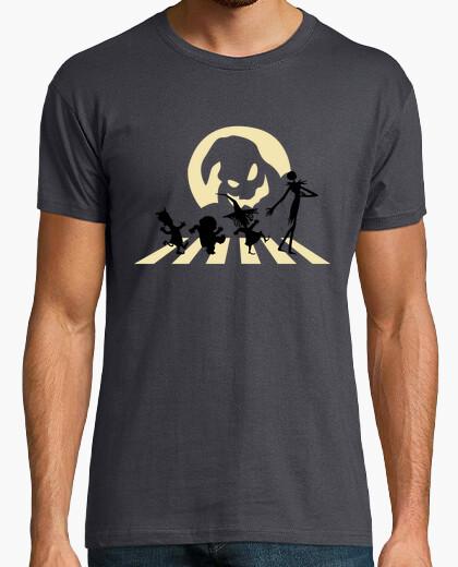 T-shirt halloween road v1 uomo