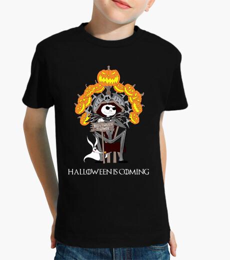 Abbigliamento bambino halloween sta coming