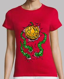 Halloween tentacules de citrouille