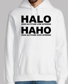 HALO-HAHO 1