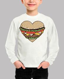 hamburger love r