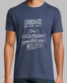 hamburgers bobs - l'agresseur d'enfants