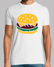 hamburguesa con queso