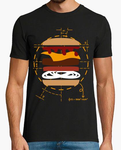 Camiseta Hamburguesa de Vitruvio