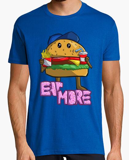 Camiseta Hamburguesa Hambrienta