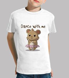 Hamster bailarin