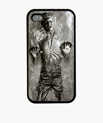 Funda iPhone Han Solo Carbonita (iPhone)