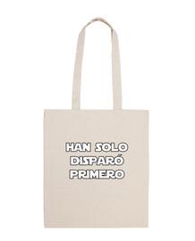 Han Solo disparó primero