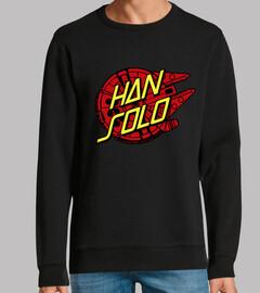 Han Solo (santa cruz)