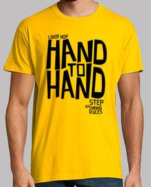 hand a hand