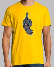 hand sorridente ( grey )