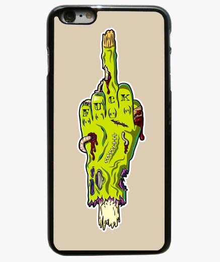 Hand zombie case iphone 6 plus, black iphone 6 / 6s plus case