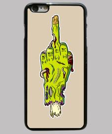 hand zombie case iphone 6 plus, black