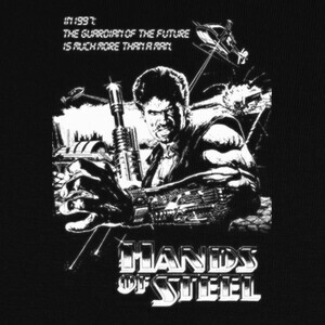 Camisetas Hands of Steel