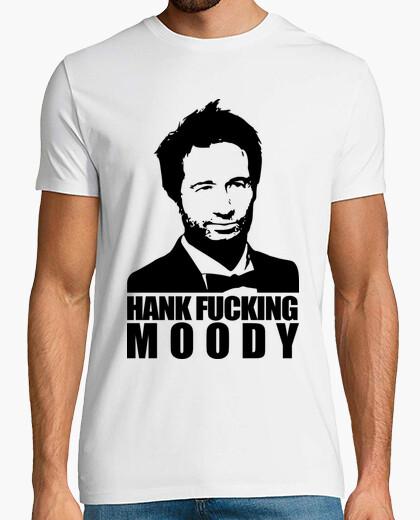 Camiseta Hank fucking Moody