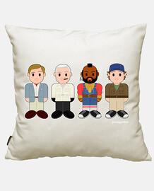 Hannibal, Faceman, B.A. & Murdoch