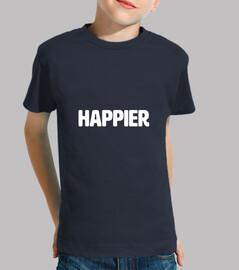 Happier Camiseta, Niño