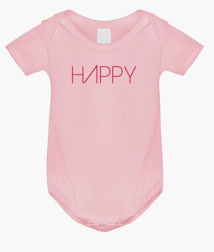 Ropa infantil Happy