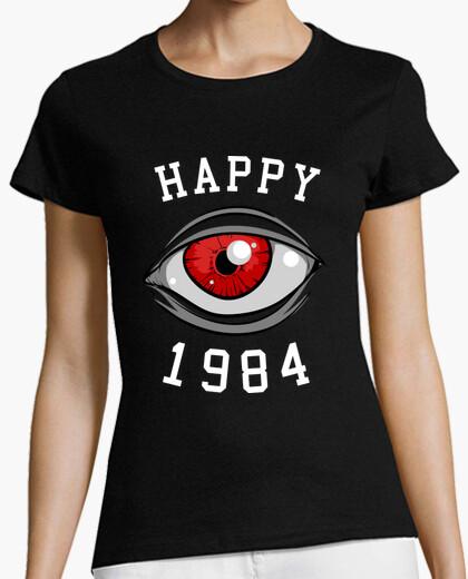 Happy 1984 t-shirt