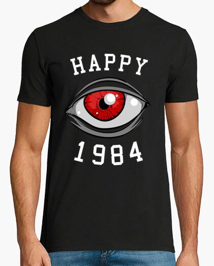 Camiseta Happy 1984