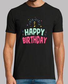 Happy birthday cadeau