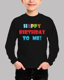 Happy Birthday To Me / Feliz Cumple par