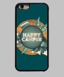 happy camper - happy tour around the world with my van