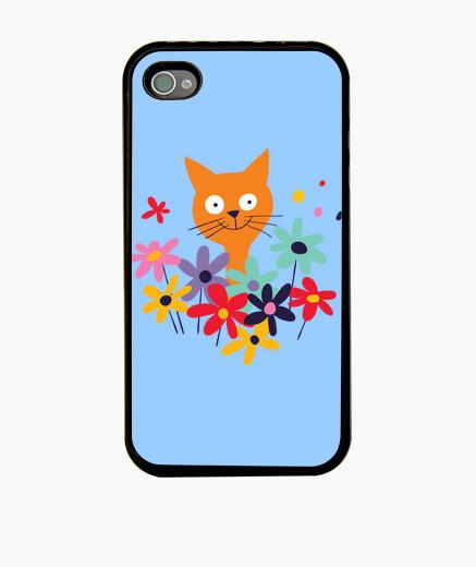 Funda iPhone Happy Cat