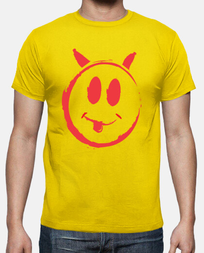 Camisetas Happy demon.