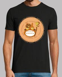 Happy Totoroween con logo