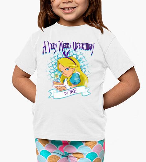 Happy unbirthday kids clothes