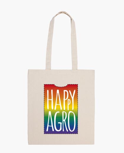 Happyagro arcoiris bag