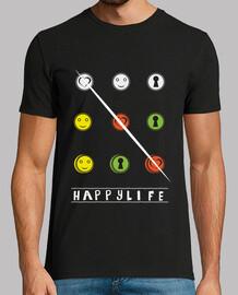 happylife - tris - homme