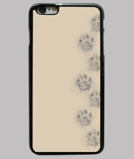 Hard Case iPhone 6 plus, schwarz