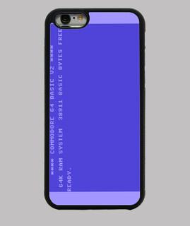 Hard Case iPhone 6, schwarz